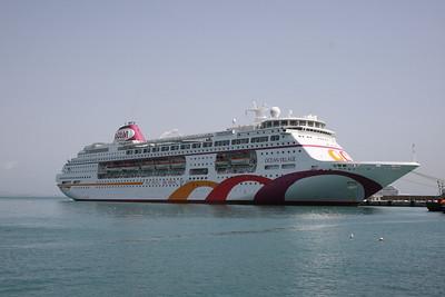 2008 - M/S OCEAN VILLAGE in Katakolon.