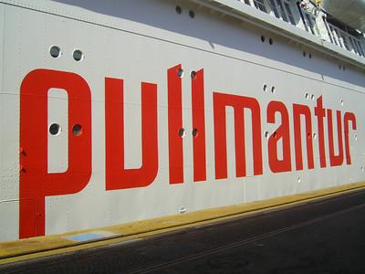 2008 - S/S OCEANIC in Napoli.