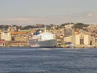 2007 - S/S OCEANIC in Napoli.