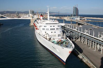 2008 - S/S OCEANIC in Barcelona.