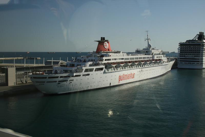 2009 - S/S OCEANIC in Barcelona.