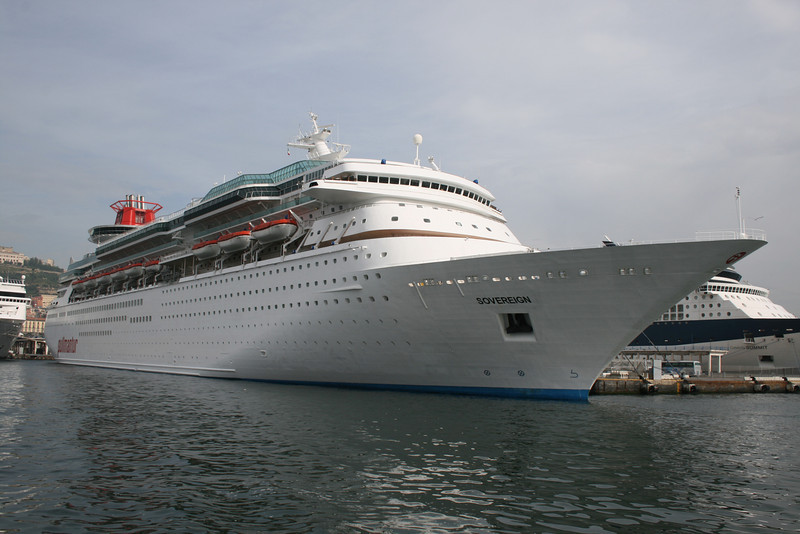 2009 - SOVEREIGN in Napoli.