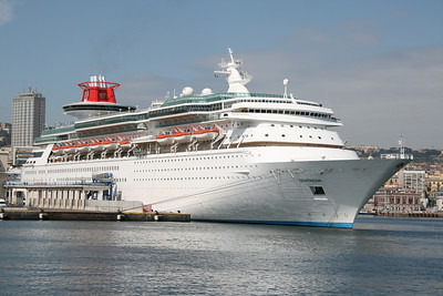 2010 - SOVEREIGN in Napoli.