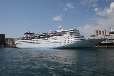 2010 - THOMSON DESTINY in Napoli.