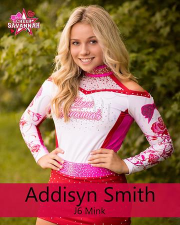 CS - Addisyn Smith (J6 Mink)
