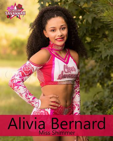 CS- Alivia Bernard (Miss Shimmer)