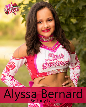 CS- Alyssa (S6 Lady Lace)