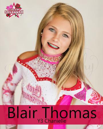CS- Blair Thomas (Y3 Chanielle)