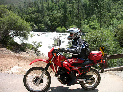 CS DS Ride Tuolumne River