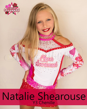 CS-Natalie Sharouse (Y3 Chanielle)