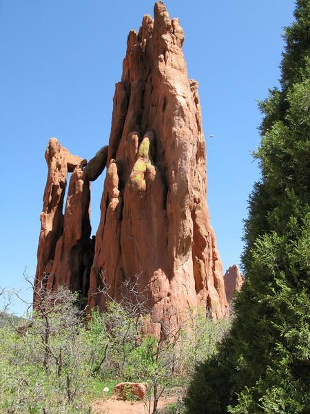 Garden of the Gods in Colorado Springs.