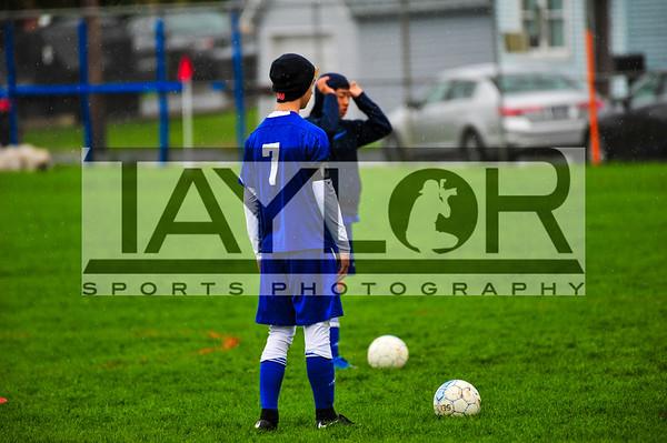 CS vs Oswego Boys JV soccer 10-13-18