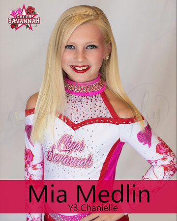 CSA1- Mia Medlin (Y3 Chanielle)