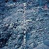 [P84] [Dike cutting NE rim of Lua Paholo, Mauna Loa] [Photo by J. P. Lockwood US Geological Survey]