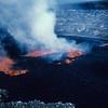 [P81] [R11-5-67] [09:50] [U.S. Geological Survey Photo by Fiske] [HI Eruptions Halemaumau 67,Mauna Ulu 69-74]
