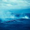 [P82] [U.S. Geological Survey Photo by Fred Klein][ HI Eruptions Caldera 4/80]