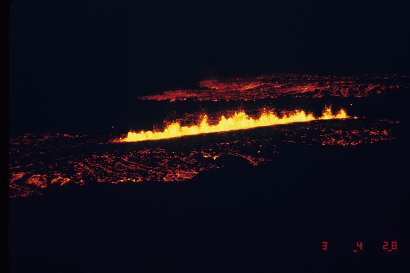 [P83] [R1-3-83] [JG57] [U.S. Geological Survey Photo by J. D. Griggs] [HI Eruptions Puu Oo I]