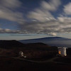 Halemaumau Glow from Mauna Kea, 25 October 2012. Photo by Rita Morris, Night Operation Assistant at Subaru Telescope.
