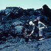 [P82] [U.S. Geological Survey Photo by[ HI Eruptions Caldera 4/80]