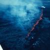 [P82] [U.S. Geological Survey Photo by J.P. Lockwood] [HI Eruptions Caldera 4/82]