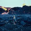 [P82] [U.S. Geological Survey Photo by R.B. Moore] [ HI Eruptions Caldera 4/80]