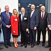 Sen. Vincent Hughes, Mayor Jim Kenney, Tracy S. Brala, Science Center, Steve Zarrilli, CEO and President Science Center, Joe Reagan, Vice President, Development at Wexford Science + Technology, a BioMed Realty Company, Craig R. Carnaroli, Board Chairman of Science Center and Saul Behar, Vice President and General Counsel of Science Center