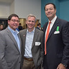 Carl Kopfinger, SVP TD Bank, Curt Hess, Science Center and Skip Massengill, Retirement Education Institute