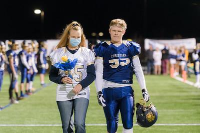 Senior Night 2020 - Football-21