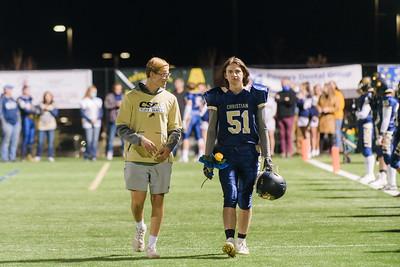 Senior Night 2020 - Football-19