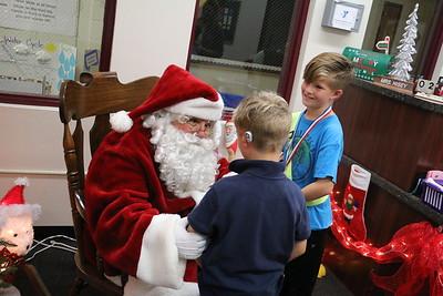 CSE Santa & Science