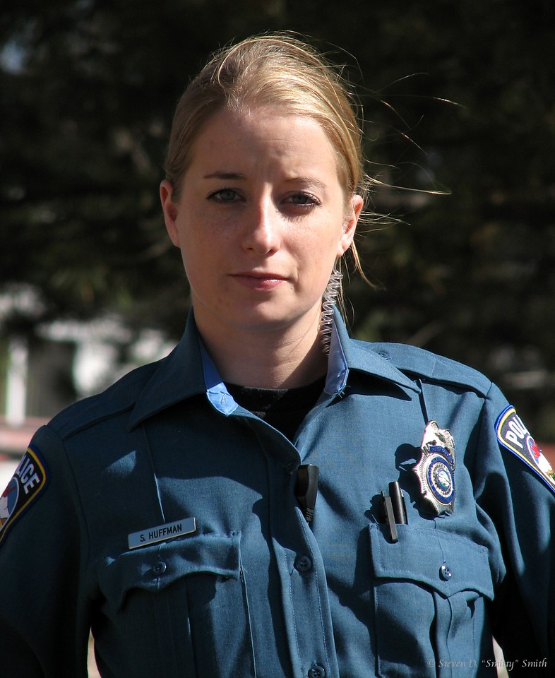 CSPD Officer Huffman
