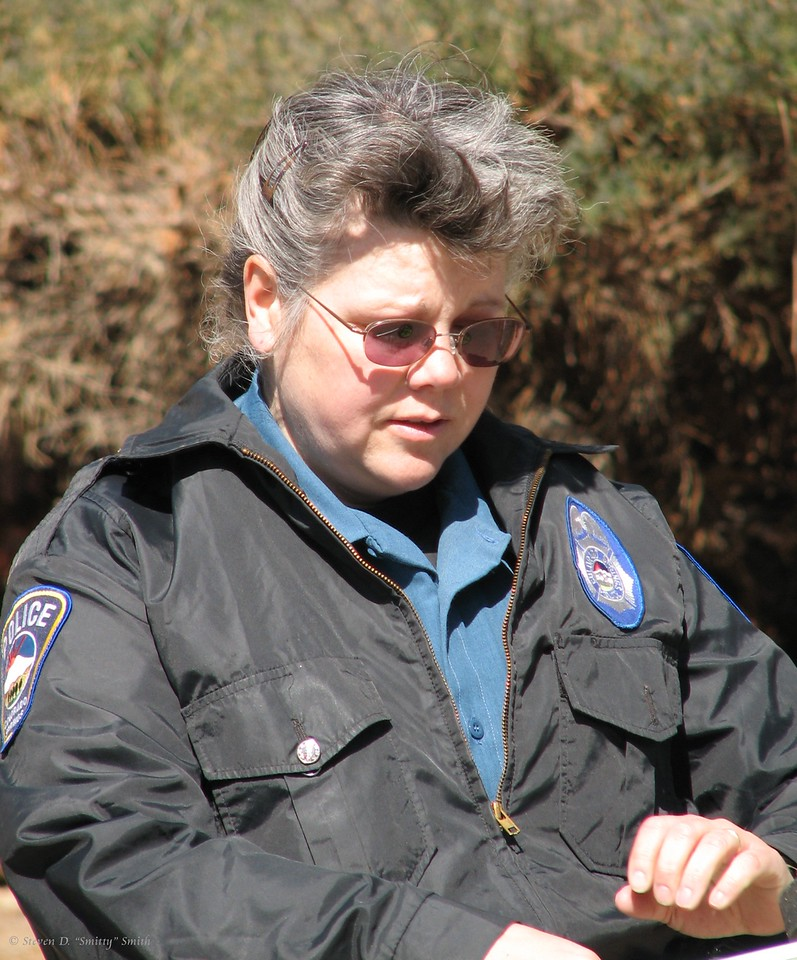 CSPD Officer Turechek
