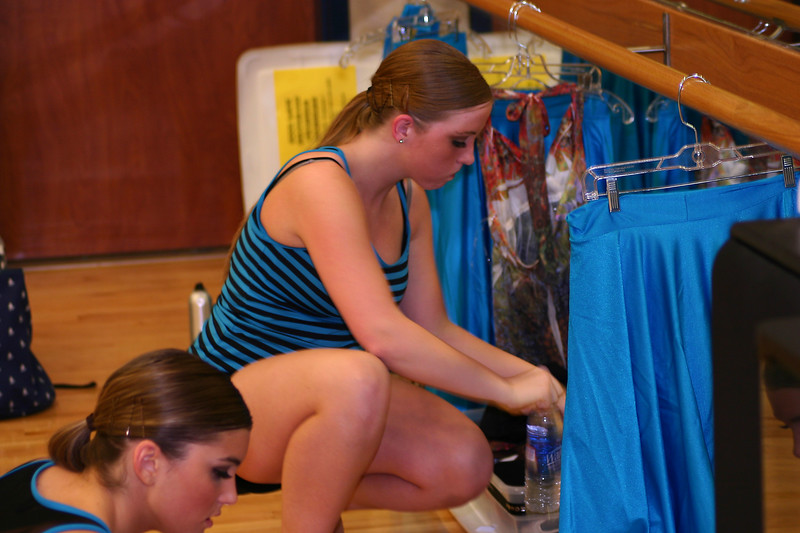CSHS Drill Team Preview Night 012
