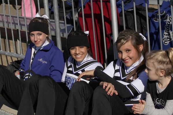 Play-off vs. Katy (Cheerleaders '09)