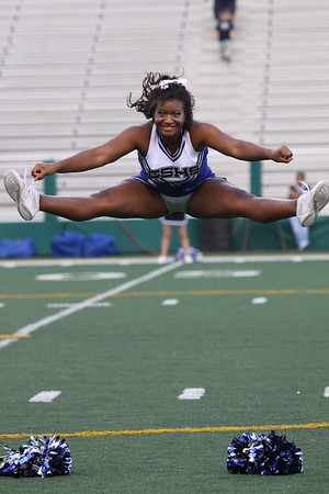CSHS Varsity Cheerleaders 2009-2010