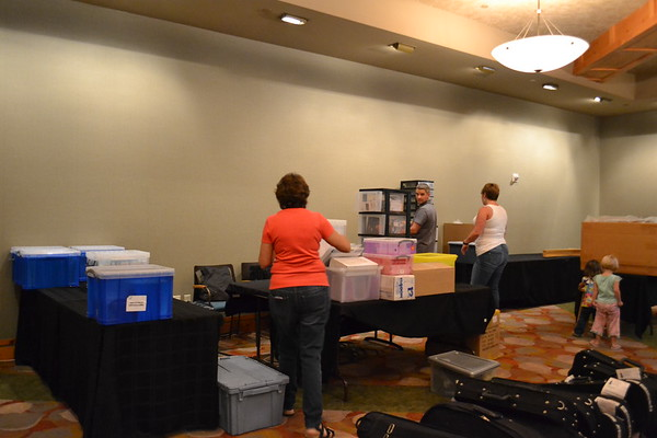 June 14, 2015 - Set up Day  (5) Robertsons set up