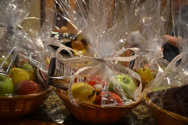 June 13, 2015 (21) Welcome baskets for teachers