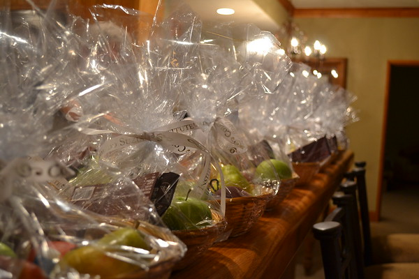 June 13, 2015 (22) Welcome baskets for teachers