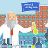 CSS Pun about Mendeleev