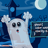 CSS Pun about Ghost