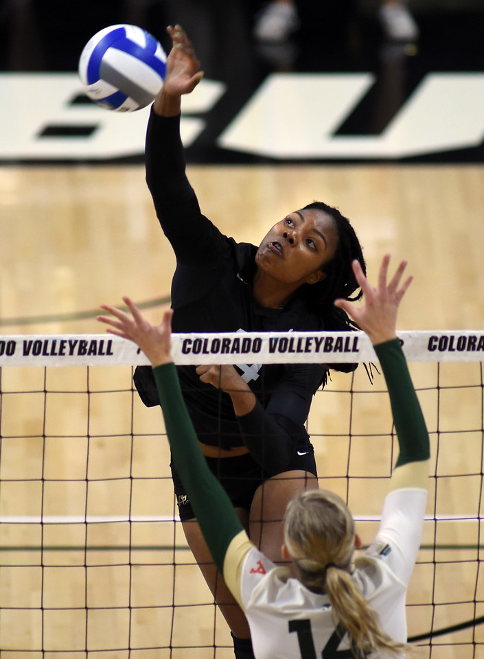 Colorado Colorado State Volleyball