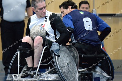 CT Classic Wheelchair Rugby Tournament 2016