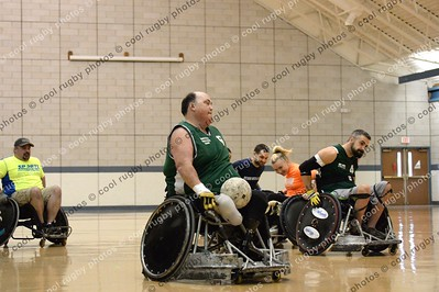 CT Jammers vs Gaylord Fundraiser 10/30/16