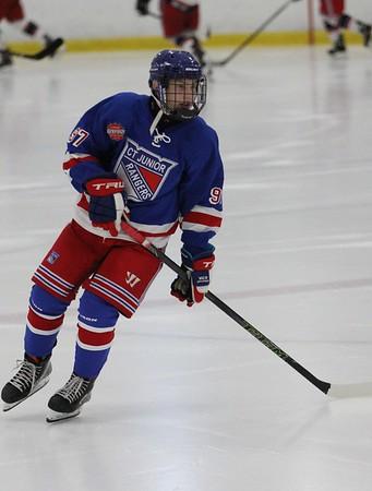 CT Junior Rangers @ Hartford Junior Wolfpack