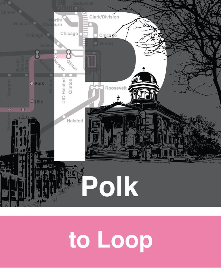 Polk Pink Line