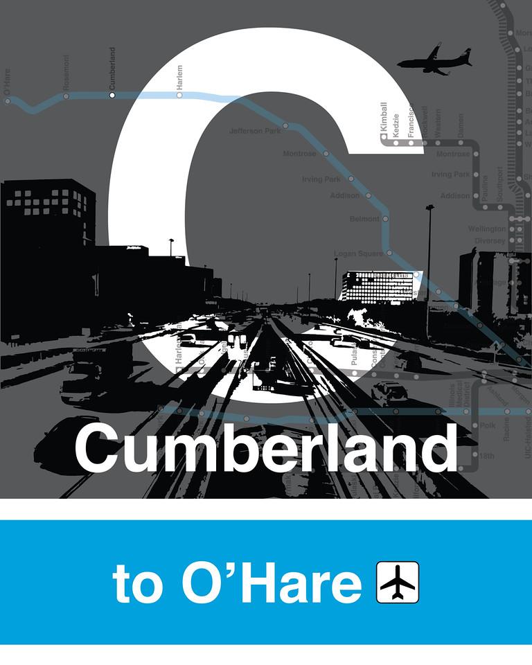 Cumberland Blue Line