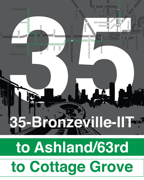 35th - Bronzville - IIT Green Line