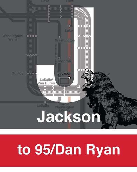 Jackson Red Line