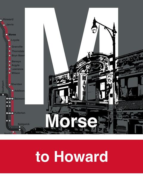 Morse Red Line