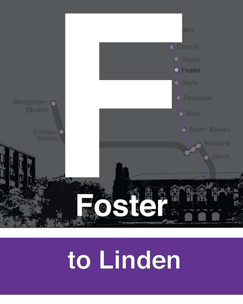 Foster Purple Line